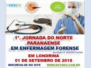 I. Jornada do Norte Paranaense em Enfermagem Forense