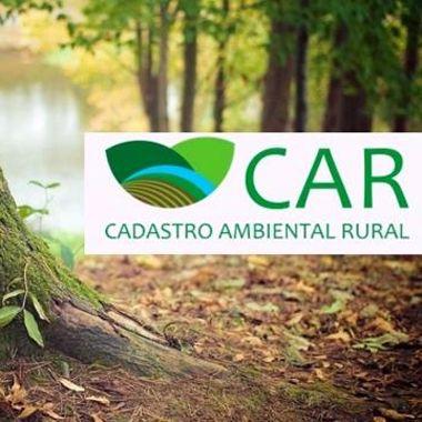 Cadastro Ambiental Rural - CAR e Programa de Regularização Ambiental - PRA