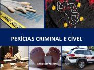 CIÊNCIAS FORENSES - PERICIAS CRIMINAL E CIVEL