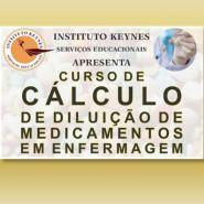 CURSO DE CÁLCULO DE MEDICAÇÃO E INJETÁVEIS