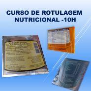 CURSO ROTULAGEM NUTRICIONAL DE ACORDO COM A ANVISA