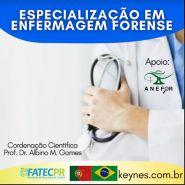 ESPECIALIZAÇÃO EM ENFERMAGEM FORENSE