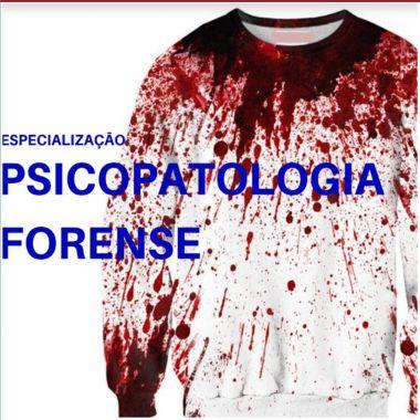 ESPECIALIZAÇÃO PSICOPATOLOGIA FORENSE
