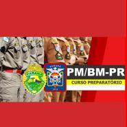Preparatório para concurso da Policia Militar do Paraná